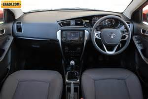 Interior Images Car Picker Tata Bolt Interior Images