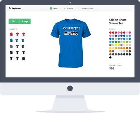 design t shirt program mac t shirt design software represent