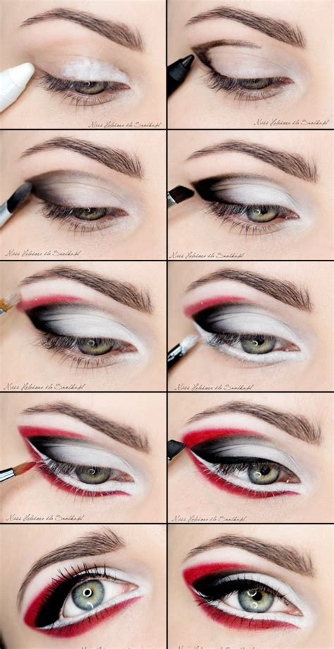 tutorial maquillaje ojos eyeliner 20 beautiful makeup tutorials for blue eyes pretty designs