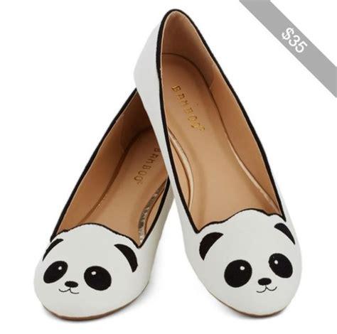 Blackpanda Shoes 54 shoes panda black shoes white shoes panda shoes wheretoget