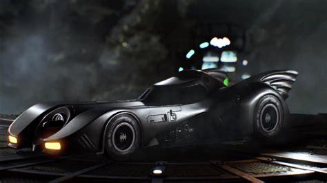 batman movie batmobile batman arkham knight august update trailer featuring