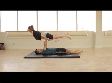 acro yoga tutorial beginner beginner acro yoga hand bird tutorial youtube