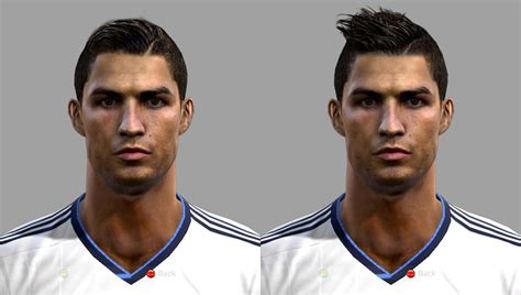 how to get ronaldos hair fifa 15 pes 2012 quot cristiano ronaldo face by anat z quot файлы патч