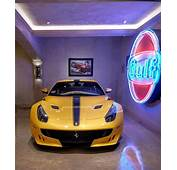 Google VP Benjamin Treynor Sloss Gets His Stunning Yellow Blue Ferrari