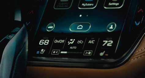 Subaru Legacy 2020 Interior by New 2020 Subaru Legacy Looks More Like A Refresh Than An