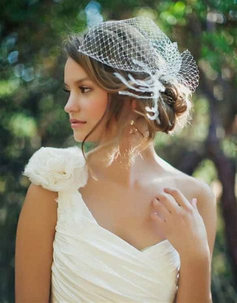 Wedding Updos Without Veil by 40 Wedding Hairstyles For Your Day