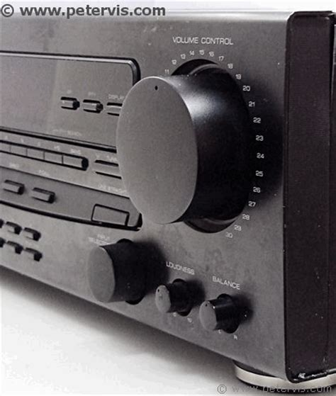 Kenwood Bass Knob by Kenwood Kr V6050 Lifier