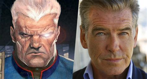 film terbaru pierce brosnan deadpool 2 what pierce brosnan could look like as cable