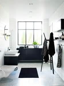 Black And White Bathroom Ideas Pictures by Make Your Bathroom Over With Black Frame Upvc Windows