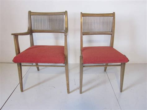 drexel dining room chairs drexel dining chairs designed by john van koert at 1stdibs