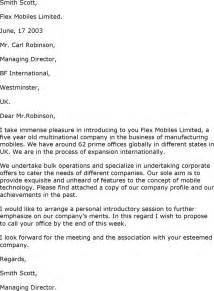Introduction Letter Vendor Registration The Company Introduction Letter Can Help You Make A Professional And Document