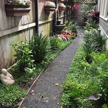 Gravel Side Yard 17 Best Ideas About Pea Gravel Cost On Pea