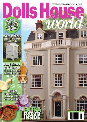 dolls house magazines 1000 images about miniatures magazines on pinterest miniature toy store and free