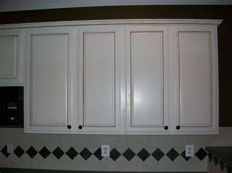 Cabinet Lacquer Refinishing by Existing Golden Oak Cabinets Sprayed With Custom Color