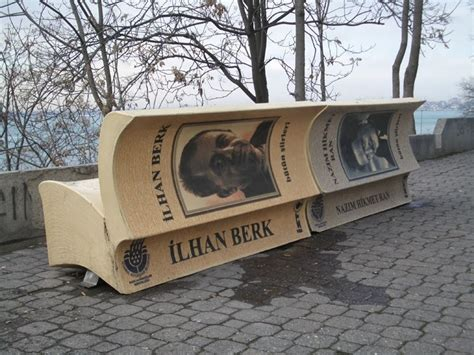 bench book book benches in istanbul