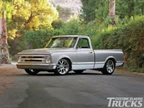1969 Chevrolet C 10 1969 Chevy C10 Sterling Exle Custom Classic Trucks