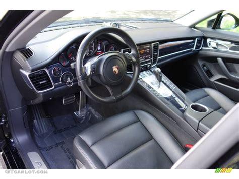 Porsche Panamera Interior Colors 2011 porsche panamera 4 interior color photos gtcarlot