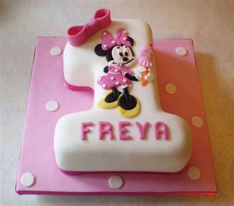 birthday cake minnie mouse cakes decoration ideas little birthday cakes