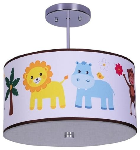 Animal Ceiling Light Jungle Animals Ceiling Light Ceiling Lighting Toronto By Firefly Lighting