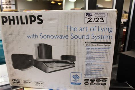 philips hts6500 dvd home theatre system