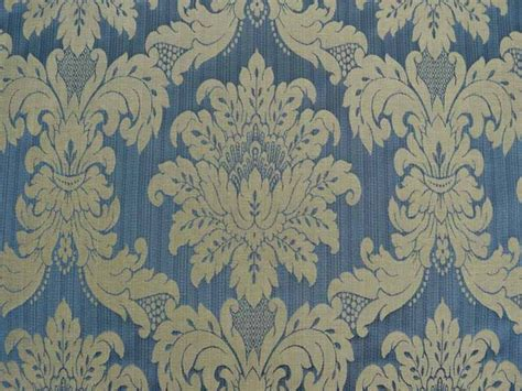 damask curtain material baroque damask blue fabric curtain fabric