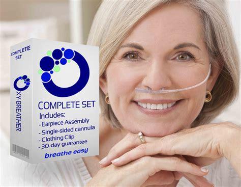most comfortable nasal cannula single sided nasal cannula starter set