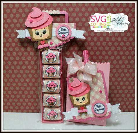 Hello Cup Cake Zp s scraptastic designs hello cupcake jaded blossom