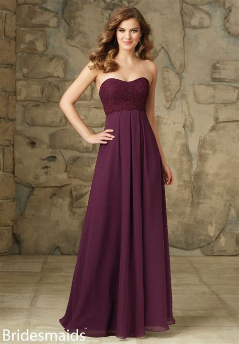 Calling All Bridesmaids Can You Beat This Dress by Dress Mori Bridesmaids Fall 2015 Collection 107