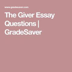 The Giver Essay Questions by 1000 Ideas About The Giver On Lois Lowry