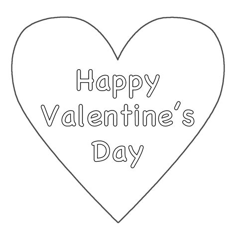 happy valentine coloring page happy valentines day coloring sheets kids coloring