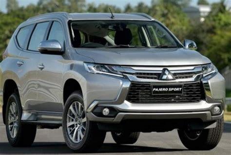 all new mitsubishi pajero all new pajero sport dinobatkan car of the year