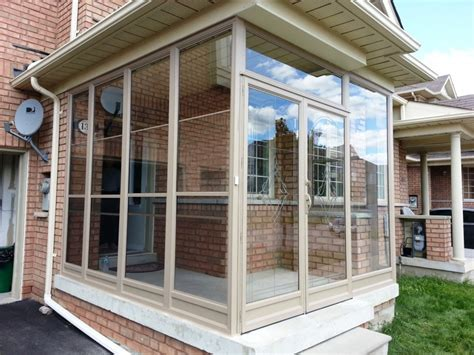 Patio Enclosures Ta by Screened Patio With Brick Design Ideas Get House Design