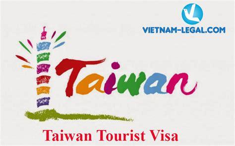 apply  taiwan tourist visa  vietnam vietnam