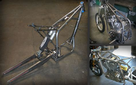 btr moto custom motorcycle fabrication hillclimb streetbike parts service