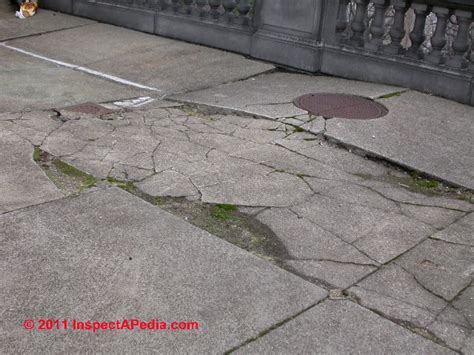 cracked basement floor repair roots how to evaluate cracks at joints or expansion