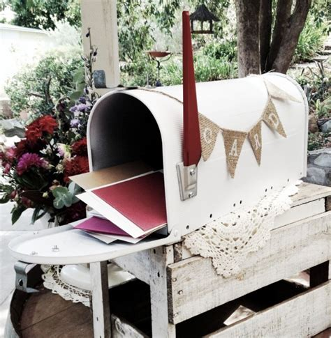 Wedding Letterbox Hire by Refinery Wishing Well Letterbox Hire Adelaide