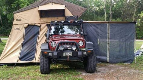 Jeep Wrangler Tent 14 Best Images About Jeep On Jeep Jk Parts