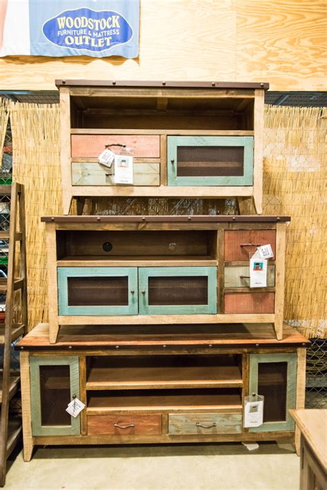 Rustic Furniture Outlet by Rustic Tv Stand Ideas You Ll Atlanta Ga Furniture