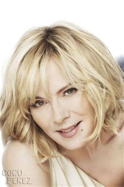 Cattrall Hairstyles by 1000 Images About On Cattrall