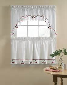 Curtain In Kitchen And White And Kitchen Curtains Curtain Design
