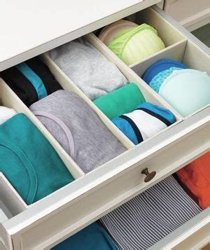 How To Organize Dresser by How To Make A Dresser Drawer Divider Woodworking