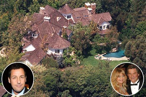 Adam S House by Buy Other Stars Homes Billy Joel Salma Hayek