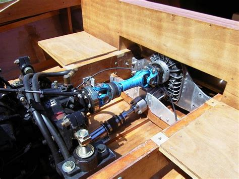 boat with car transmission v drive wikipedia