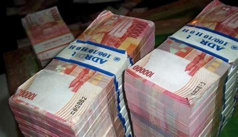 polisi tangkap komplotan pengedar uang palsu viva