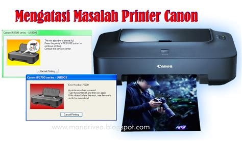 cara reset ip2770 windows 7 cara reset printer canon ip2770 ip2700 error 5b00 dan
