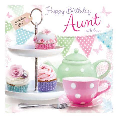 happy birthday aunt birthday cards bm stores
