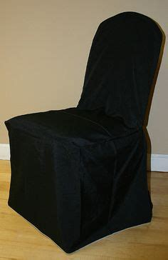 Black Universal Chair Covers by Chair Covers On Ballrooms Spandex And Chairs