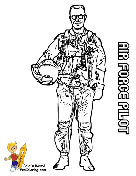 free coloring pages of r soldier