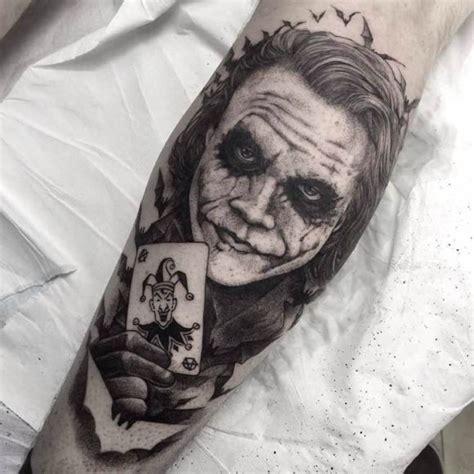 Batman Joker Tattoo Meme | tattoos 04 25 novas imagens da cultura pop tatuagens