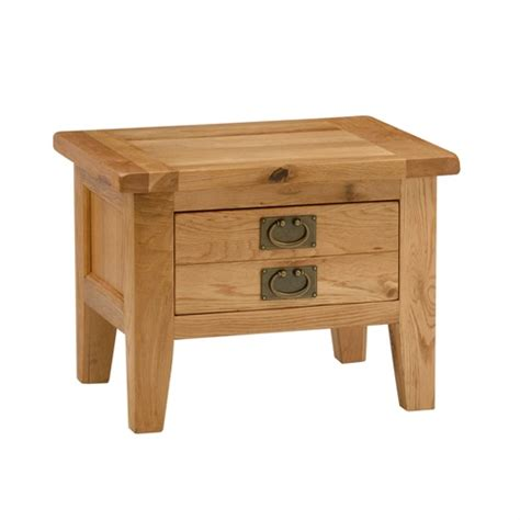 Small Coffee Table With Drawer by Montague Oak Small Coffee Table With Drawers M594 With